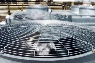 Компактные вентиляторные градирни