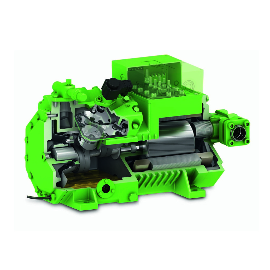 p0001-bitzer-new-ecoline-reciproating-compressor-cutaway